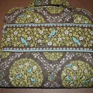 Vera Bradley Fold up Travel Case